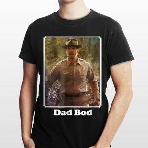 Netflix Stranger Things Dad Bod shirt