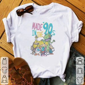 Nickelodeon Made In the 90s Character long sleeve