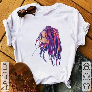 Original Beautiful Hippie Soul Girl Loving Life Peace & Freedom shirt