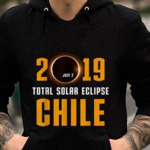 Premium 2019 July 2 Total Solar Eclipse Chile shirt