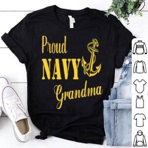 Proud U.S. Navy Grandma shirt
