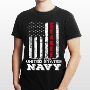Seabee Of The Us Navy United States shirt
