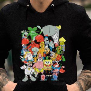 Spongebob Squarepants Cast Of Characters guy tee