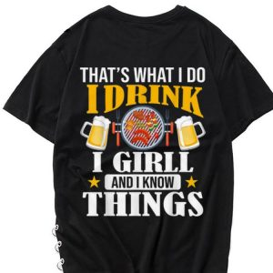 The best trend Drink beer and BBQ Grill Pitmaster - BBQ Grilling Party shirt