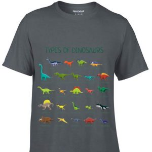 Types Of Dinosaurs sweater
