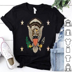 Unique American Flag President'S Flag Eagle And Arrows shirt