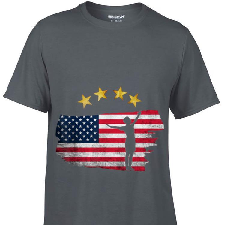 Usa World Champion Soccer Rapinoe Animal American Flag 4 Star hoodie 1 - Usa World Champion Soccer Rapinoe Animal American Flag 4 Star hoodie