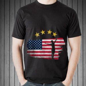 Usa World Champion Soccer Rapinoe Animal American Flag 4 Star hoodie 1