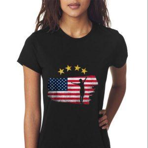 Usa World Champion Soccer Rapinoe Animal American Flag 4 Star hoodie 2