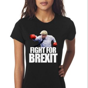 Awesome Boris Johnson Fight For Brexit shirt 2