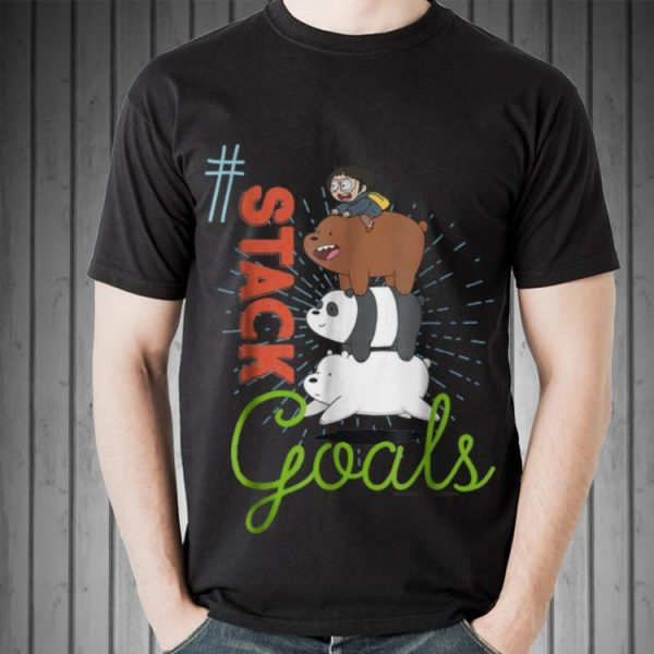 Awesome CN We Bare Bears This My Squad Patch shirt