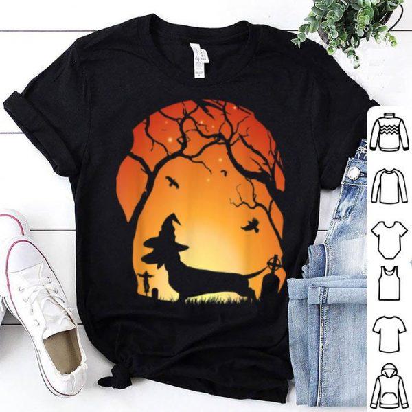 Awesome Halloweenie Halloween Dachshund Wiener Dog Gifts shirt