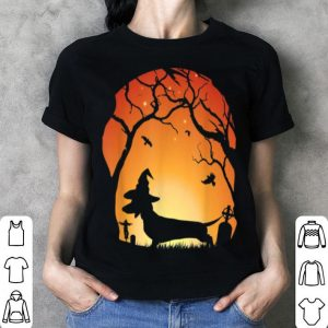 Awesome Halloweenie Halloween Dachshund Wiener Dog Gifts shirt