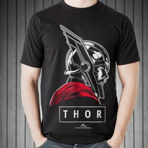 Awesome Marvel Thor Ragnarok God of Tonal Street shirt