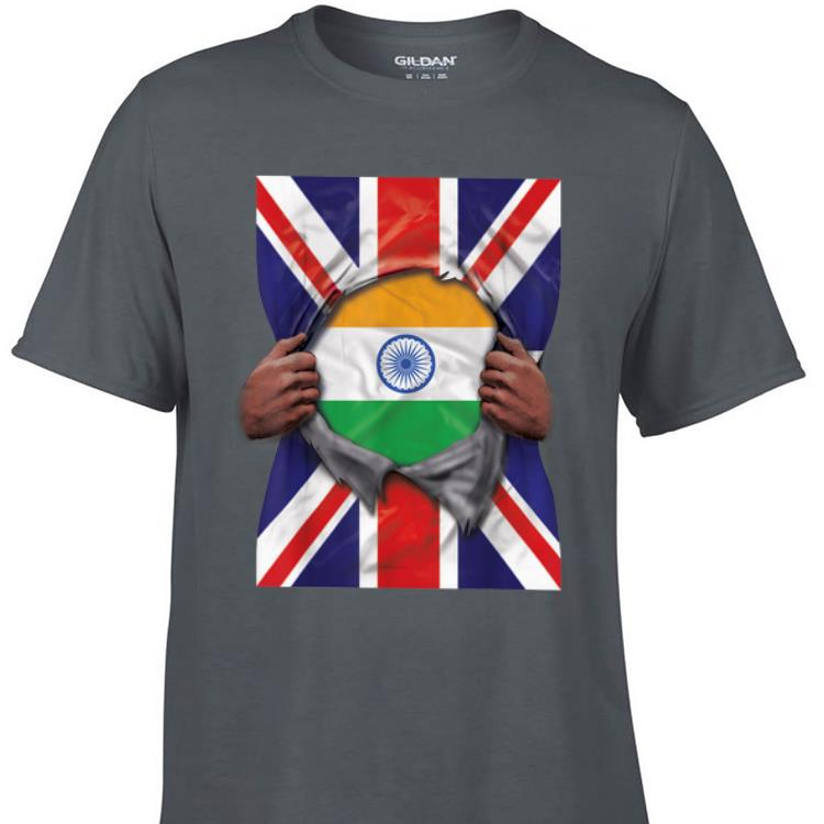 Awesome Proud Indian From Britain shirt 1 - Awesome Proud Indian From Britain shirt