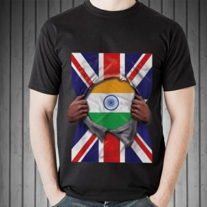 Awesome Proud Indian From Britain shirt 1