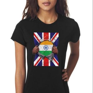 Awesome Proud Indian From Britain shirt 2