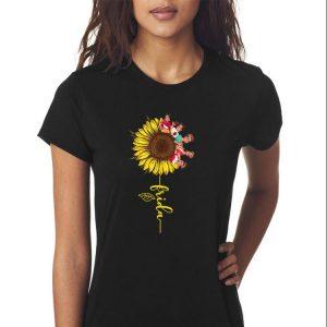 Awesome Sunflower Frida Kahlo shirt 2