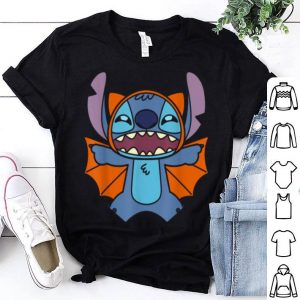 Beautiful Disney Stitch Bat Halloween Costume shirt