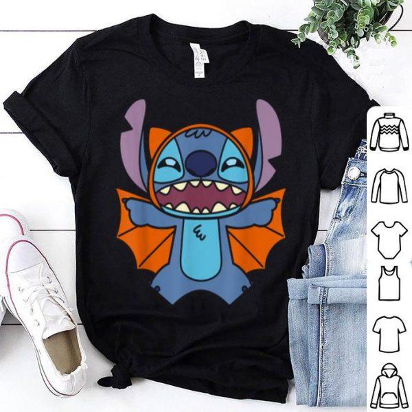Beautiful Disney Stitch Bat Halloween Costume shirt