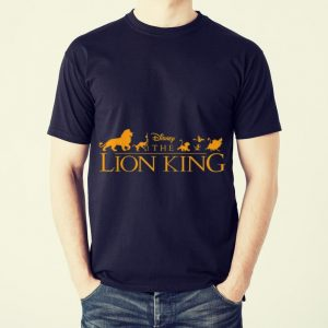 Funny Disney The Lion King Official Movie Logo shirt