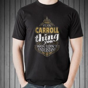 It's A Carroll Thing You Wouldn't Understand sweater