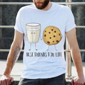 Original Best Friends For Life Milk And Cookies shirt