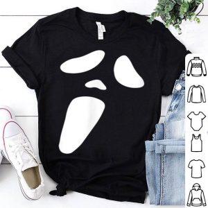 Original Ghostface Screaming Novelty Halloween Ghost Face shirt