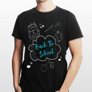 Students Teacher T Back To School Time shirt