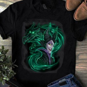 Top Disney Sleeping Beauty Maleficent Dark Magic shirt
