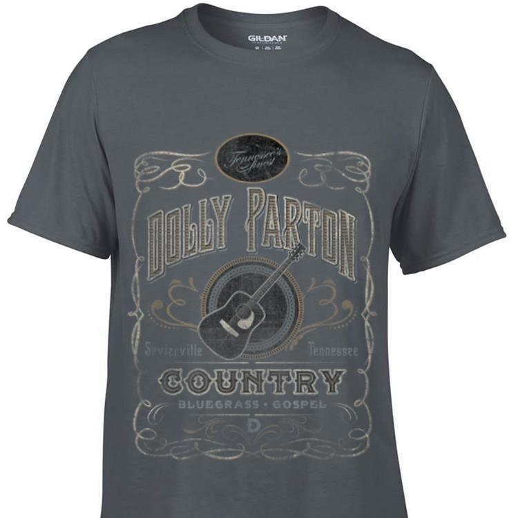 Top Dolly Parton Country Whiskey Label guy tee 1 - Top Dolly Parton Country Whiskey Label guy tee