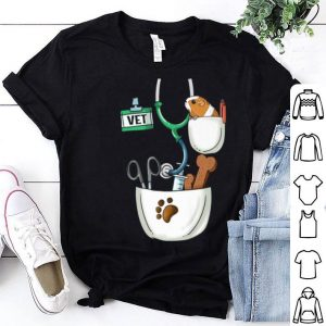 Top Veterinarian Halloween Costume Vet Tech Kids And Adult shirt