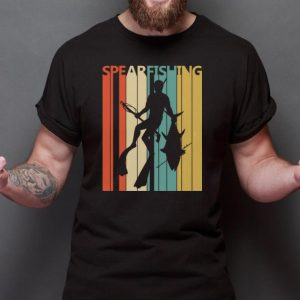 Top Vintage Spearfishing shirt