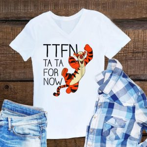 Awesome Disney Winnie the Pooh Tigger Ta Ta for Now shirt