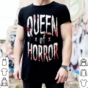 Awesome Funny Horror Movie Fan - Halloween Horror Queen Gift shirt