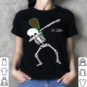 Dabbing Skeleton Halloween Squash shirt