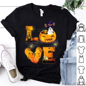Hot Funny French Bulldogs Halloween Gifts shirt