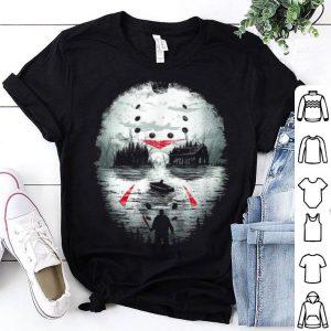 Jason Halloween Mask Horror Graphic 13th Friday Funny Gift shirt