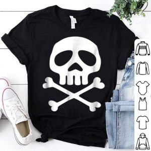 Nice Skull Space Pirate Captain Party Festival Halloween shirt