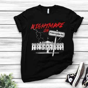 Nightmare On Pennsylvania Halloween Trump Costume shirt