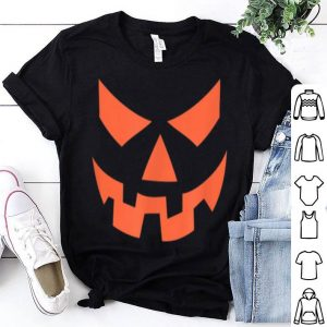 Official Jack O' Lantern Pumpkin Halloween Costume 2019 shirt