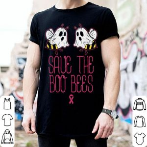 Original Save The Boo Bees Breast Cancer Awareness Halloween shirt