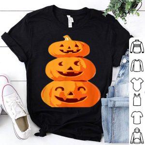 Pumpkin Halloween Perfect Idea Men Women Kid shirt