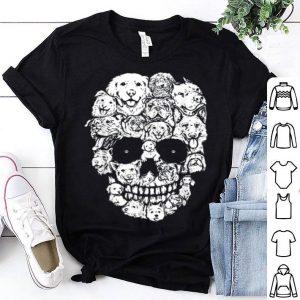 Skull Dogs Halloween Funny Halloween shirt