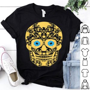 Skull Gifts For Men And Women Happy Halloween shirt