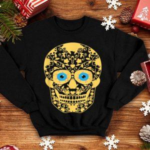 Skull Gifts For Men And Women Happy Halloween shirt