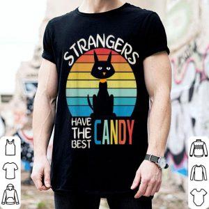Strangers Have The Best Candy, Halloween For Men Women shirt