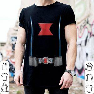 Top Marvel Black Widow Halloween Costume Graphic shirt
