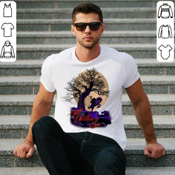Awesome Halloween Headless Horseman All Hallows Eve shirt