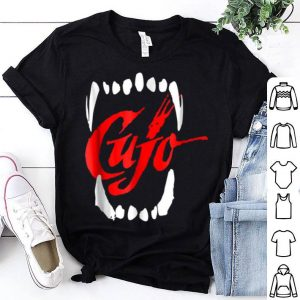 Beautiful CUJO teeth Halloween costume shirt